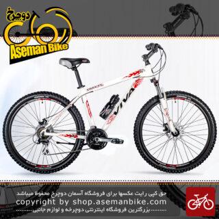 دوچرخه کوهستان شهری ویوا مدل تراول ترمز دیسکی 21 دنده سایز 27.5 Viva Mountain City Bicycle TRAVEL DISC 18 27.5 2018