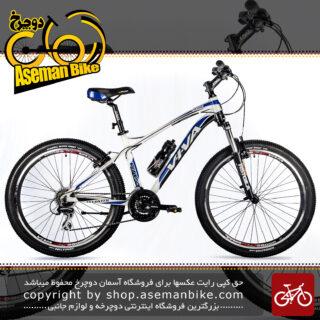 دوچرخه کوهستان شهری ویوا مدل ولوستر 21 دنده شیمانو آسرا سایز 26 Viva Mountain City Bicycle VELOSTER 26 2018