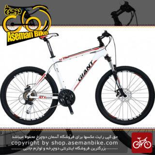دوچرخه دو منظوره کوهستان و شهری جاینت مدل ای تی ایکس الیت 1 ترمز دیسکی 27 دنده شیمانو آلیویو سایز 26 Giant Bicycle ATX Elite 1 2014