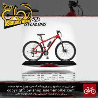 دوچرخه کوهستان شهری اورلرد مدل چیف 27 دنده شیمانو آلیویو سایز 29 ساخت تایوان OVERLORD Mountain City Taiwan Bicycle CHIEF 29 2018