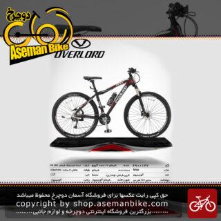 دوچرخه کوهستان شهری اورلرد مدل مکس 27 دنده شیمانو آلیویو سایز 29 ساخت تایوان OVERLORD Mountain City Taiwan Bicycle MAX 29 2018