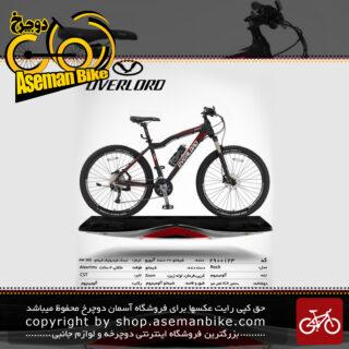 دوچرخه کوهستان شهری اورلرد مدل راک 27 دنده شیمانو آلیویو سایز 29 ساخت تایوان OVERLORD Mountain City Taiwan Bicycle ROCK 29 2018