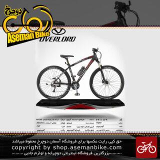 دوچرخه کوهستان شهری اورلرد مدل وایپر 27 دنده شیمانو آلیویو سایز 29 ساخت تایوان OVERLORD Mountain City Taiwan Bicycle Viper 29 2018