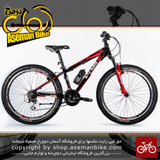 دوچرخه کوهستان شهری ویوا مدل پونتو 21 دنده سایز 26 ساخت تایوان Viva Mountain City Taiwan Bicycle Punto 14 26 2018