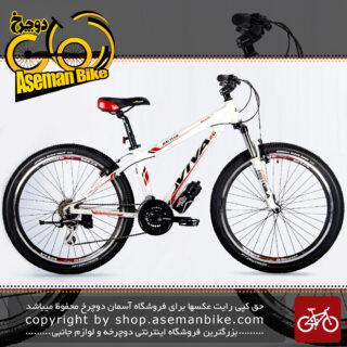 دوچرخه کوهستان شهری ویوا مدل رتلر ال ایکس 21 دنده سایز 26 ساخت تایوان Viva Mountain City Taiwan Bicycle Ratller LX 14 26 2018