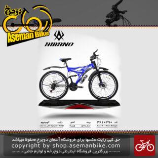 دوچرخه کوهستان شهری آمانو دو کمک مدل 390 21 دنده سایز 26 ساخت تایوان AMANO Mountain City Bicycle Taiwan 390 26 2019