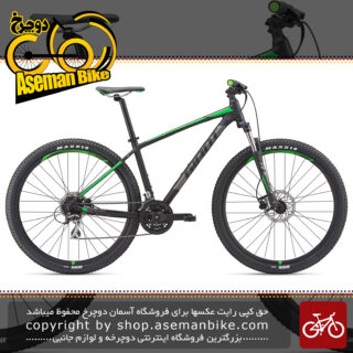 دوچرخه کوهستان و شهری جاینت مدل تالون 29 ای آر 3 مشکی سایز 29 سال 2019 2019 Giant Mountain Bicycle Talon 29er 3 29 2018