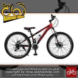 دوچرخه کوهستان الیمپیا مدل Boxer 2-Disc سایز 24- سایز فریم 14 Olympia Boxer 2-Disc Mountain Bicycle Size 24 - Frame Size 14