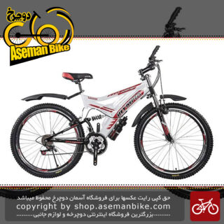 دوچرخه کوهستان الیمپیا مدل Lions Disc سایز 26 Olympia Lions Disc Mountain Bicycle Size 26