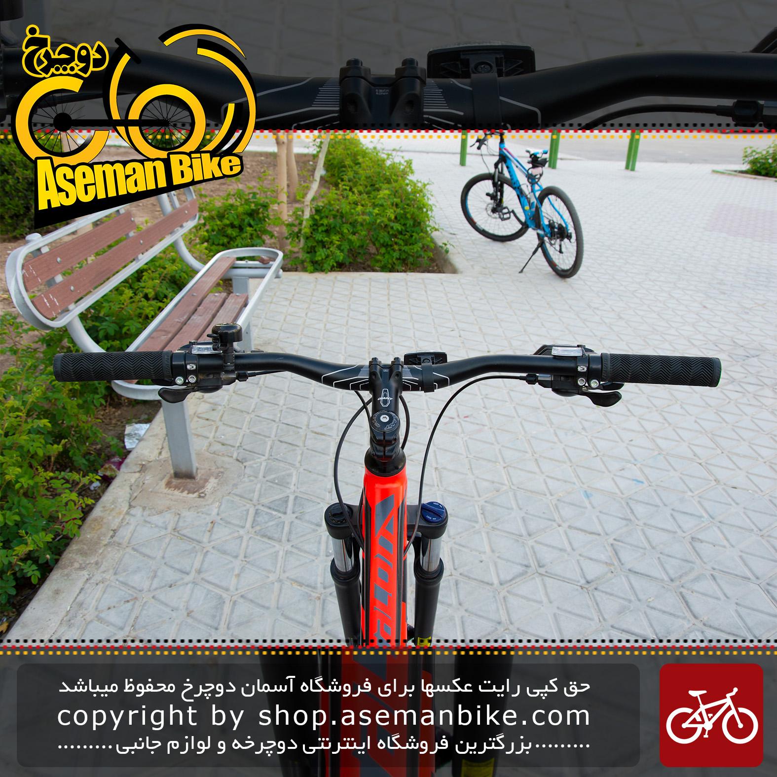 دوچرخه کوهستان جاینت مدل تالون 2 سایز 27.5 18 دنده ست دیور 2017 دست دوم Giant Mountain Bicycle Talon 2 18 Speed 27.5 Deore 2017