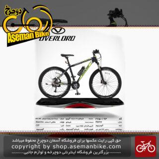 دوچرخه کوهستان شهری اورلرد مدل آلپاین 27 دنده شیمانو آلیویو سایز 27.5 ساخت تایوان OVERLORD Mountain City Taiwan Bicycle ALPINE 27.5 2019