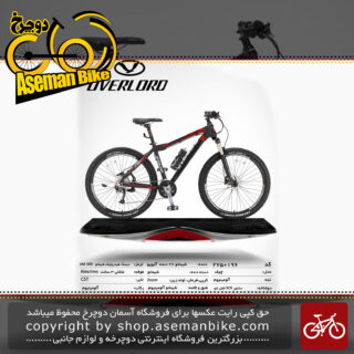 دوچرخه کوهستان شهری اورلرد مدل چیف 27 دنده شیمانو آلیویو سایز 27.5 ساخت تایوان OVERLORD Mountain City Taiwan Bicycle CHIEF 27.5 2019