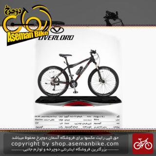 دوچرخه کوهستان شهری اورلرد مدل نیترو 27 دنده شیمانو آلیویو سایز 27.5 ساخت تایوان OVERLORD Mountain City Taiwan Bicycle NITRO 27.5 2019