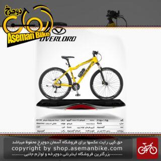 دوچرخه کوهستان شهری اورلرد مدل راک 27 دنده شیمانو آلیویو سایز 27.5 ساخت تایوان OVERLORD Mountain City Taiwan Bicycle ROCK 27.5 2019