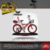 دوچرخه پرادو تایوان دو کمک پشتی دار مدل 725 سایز 12 PRADO Bicycle 725 Size 12 2019