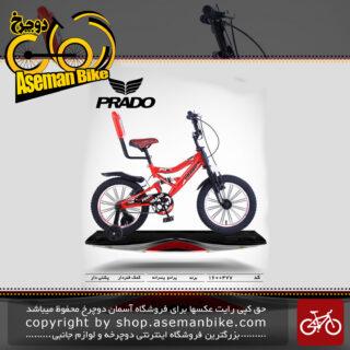 دوچرخه پرادو تایوان صندوق و پشتی دار مدل 477 سایز 12 PRADO Bicycle 477 Size 12 2019