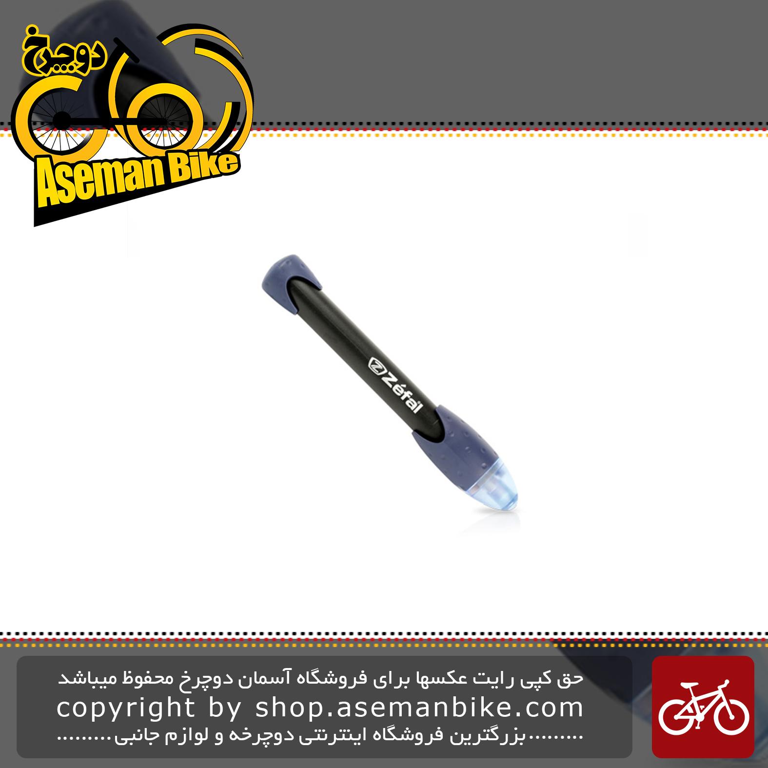 تلمبه دستی پی اس ای 58 دوچرخه زفال مدل Pumo zefal۳۱۸۰