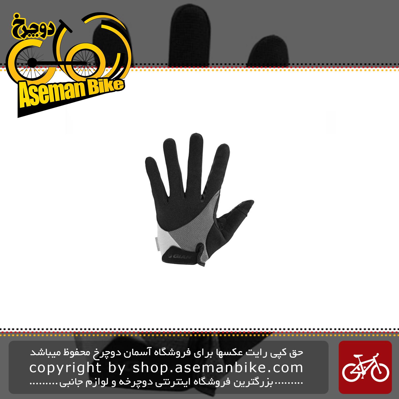 دستکش ژله ای جاینت مدل استریک گال گلو لانگ Giant Streak Gel Glove Long