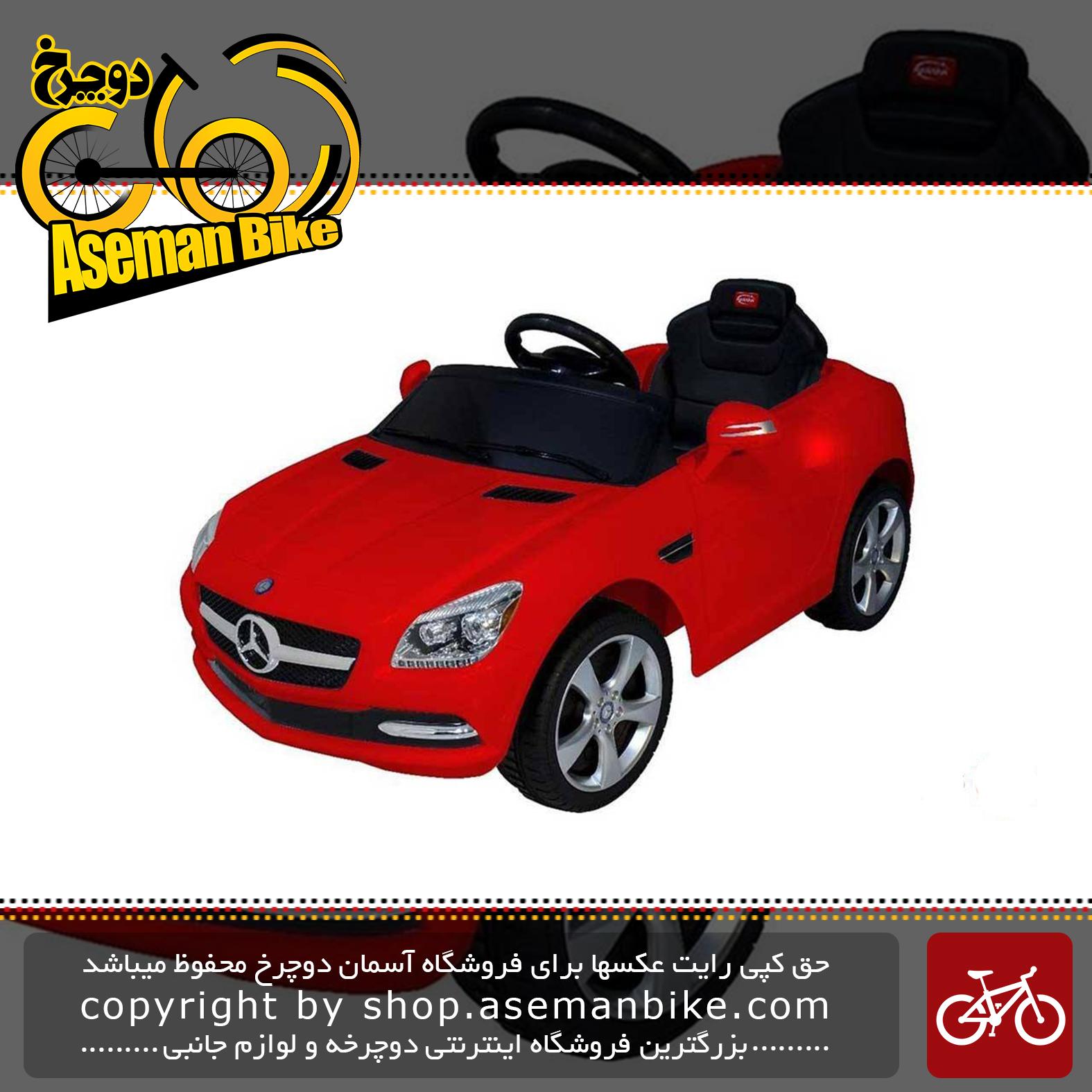ماشین بازی سواری راستار مدل Rastar Mercedes Benz SLK Ride On Toy Car