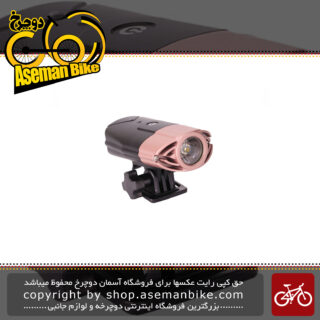چراغ جلو دوچرخه انرژی مدل ال ام 800بریگوا Bicycle Safety Light LM 800 Brigiva