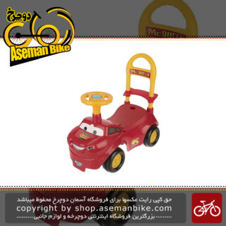 ماشین بازی زرین تویز مدل Zarrin Toys Musical Ride McQueen J3 Car Toys