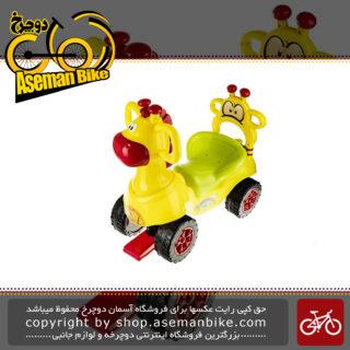 ماشین بازی سواری مدل Go And Grown Giraffe Ride On Toy Car