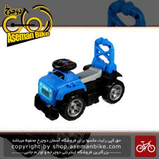 ماشین بازی سواری مدل Jeep 3 In 1 Ride On Toy Car