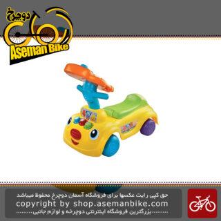 ماشین بازی وی تک مدل Vtech Sit And Discover Ride On Toy Car