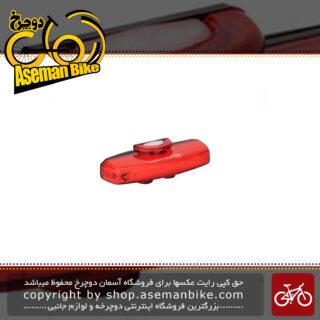 چراغ عقب دوچرخه انرژی مدل بریجا 024 Bicycle Safety Light Briviga 024