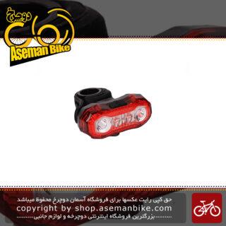 چراغ عقب دوچرخه انرژی مدل بریویچ یو اس بی Bicycle Safety Light Briviga USB