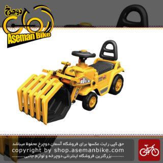 ماشین بازی سواری مدل Engineering Car 8333
