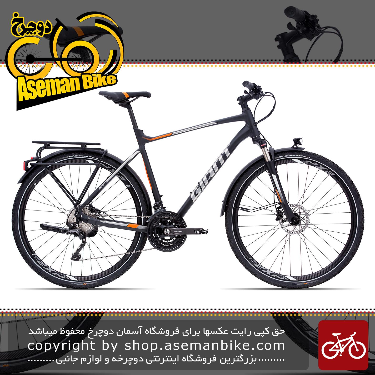 دوچرخه توریستی حرفه ای کربن جاینتGaint AllTour SLR 1