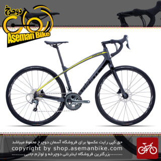 دوچرخه کورسی جاده مسابقات حرفه ای کربن جاینت مدل انی روود ادونس2019 Giant AnyRoad Advanced