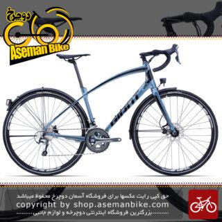 دوچرخه کورسی جاده مسابقات حرفه ای کربن جاینتGiant AnyRoad EX