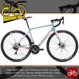 دوچرخه کورسی جاده مسابقات حرفه ای کربن جاینتGiant Contend SL 1 Disc