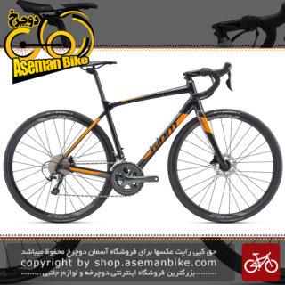 دوچرخه کورسی جاده مسابقات حرفه ای کربن جاینتGiant Contend SL 2 Disc