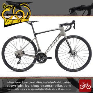 دوچرخه کورسی جاده مسابقات حرفه ای کربن جاینتGiant Defy Advanced 2