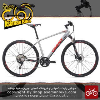دوچرخه کورسی جاده مسابقات حرفه ای کربن جاینت مدل رام 1دیسک Giant Roam 1Disc2019