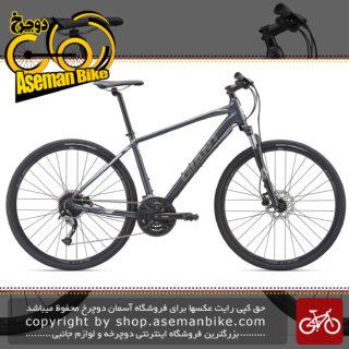 دوچرخه کورسی جاده مسابقات حرفه ای کربن جاینت مدل رام 2 دیسک Giant Roam 2 Disc2019
