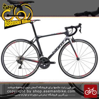 دوچرخه کورسی جاده مسابقات حرفه ای کربن جاینتGiantTCR Advanced 2