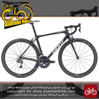 دوچرخه کورسی جاده مسابقات حرفه ای کربن جاینتGIantTCR Advanced Pro 0