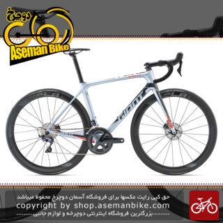 دوچرخه کورسی جاده مسابقات حرفه ای کربن جاینتGiantTCR Advanced Pro 1
