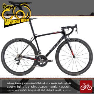 دوچرخه کورسی جاده مسابقات حرفه ای کربن جاینتTCR Advanced SL 0 Disc RED