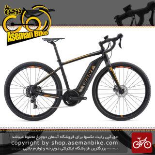 دوچرخه کورسی جاده مسابقات حرفه ای کربن جاینتToughRoad GX E+Gient