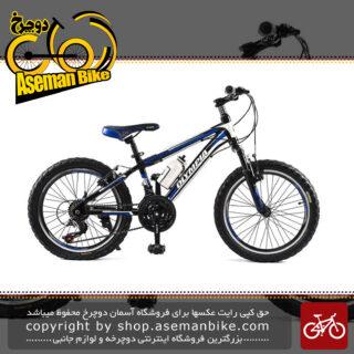دوچرخه کوهستان الیمپیا مدل Happy سایز 20 - سایز فریم 20 Olympia Happy Mountain Bicycle Size 20 - Frame Size 20