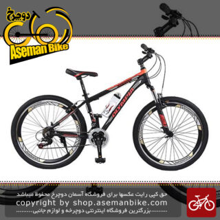 دوچرخه کوهستان الیمپیا مدل Happy سایز 26- سایز فریم 17 Olympia Happy Mountain Bicycle Size 26 - Frame Size 17