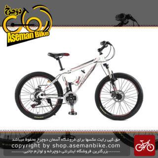 دوچرخه کوهستان الیمپیا مدل X7 سایز 24 - سایز فریم 14 Olympia X7 Mountain Bicycle Size 24 - Frame Size 14