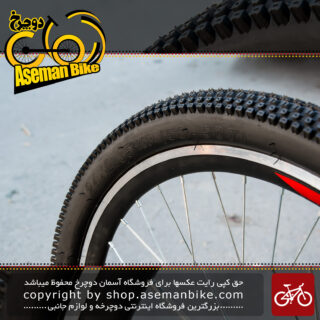 لاستیک تایر دوچرخه ساخت ایران یاسا عاج ریز ابریشمی سایز 24 در 2.35 Tire Bicycle Iran Yasa 24x2.3