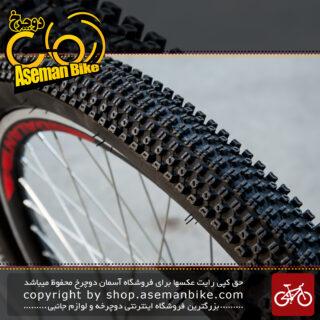 لاستیک تایر دوچرخه ساخت ایران یاسا عاج ریز ابریشمی سایز 26 در 2.35 Tire Bicycle Iran Yasa 26x2.3