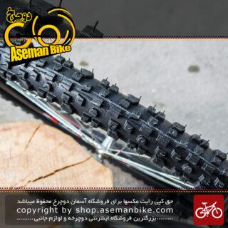 لاستیک تایر دوچرخه ساخت ایران یاسا عاج درشت سایز 26 در 2.35 Tire Bicycle Iran Yasa 26x2.35